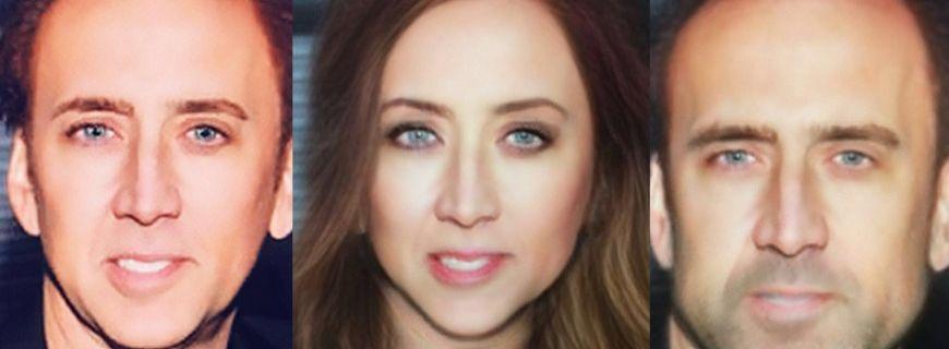 Face-swap filter