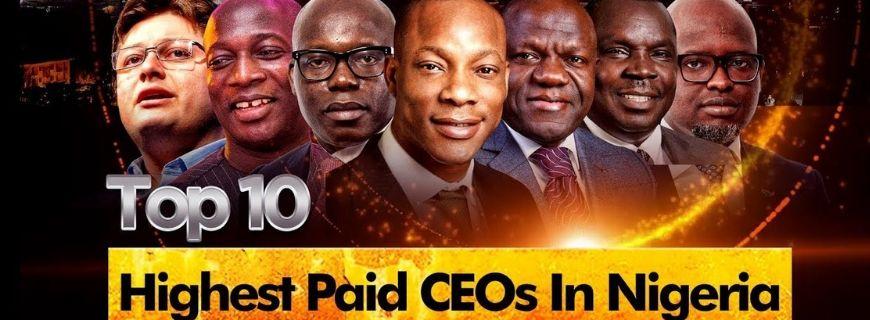 Top Paid CEOs