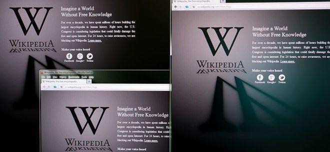 China bans Wikipedia