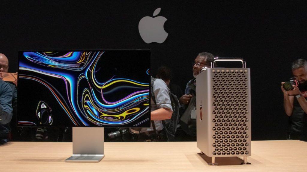 new Apple Mac Pro