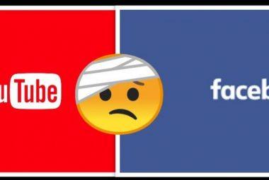 Facebook YouTube moderators