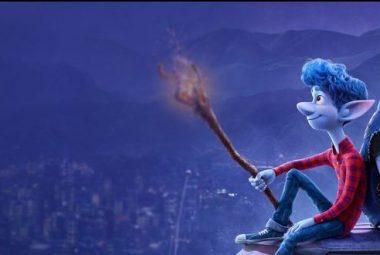 Pixar Onward film