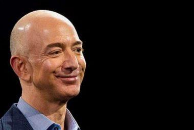 Jeff Bezos COVID-19 test kits