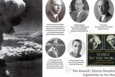 Tech Throwback: The 1955 Russell-Einstein Manifesto That Saved The World