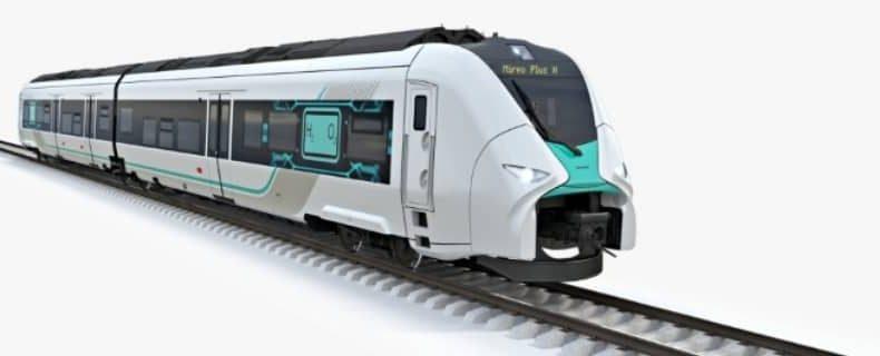Siemens Reveals Mireo Plus H - A Train With Zero Emissions